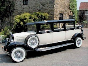 Bramwith 7 Seat Limousine Wedding Car